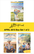 Love Inspired April 2015 - Box Set 1 of 2