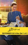 Love Inspired December 2014 - Box Set 1 of 2