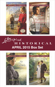 Love Inspired Historical April 2015 Box Set