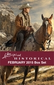 Love Inspired Historical February 2015 Box Set