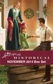 Love Inspired Historical November 2014 Box Set