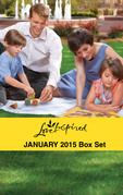 Love Inspired January 2015 - Box Set