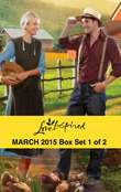 Love Inspired March 2015 - Box Set 1 of 2
