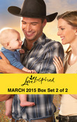 Love Inspired March 2015 - Box Set 2 of 2