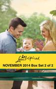Love Inspired November 2014 - Box Set 2 of 2
