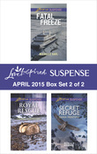 Love Inspired Suspense April 2015 - Box Set 2 of 2