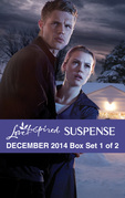 Love Inspired Suspense December 2014 - Box Set 1 of 2