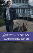 Love Inspired Suspense March 2015 - Box Set 1 of 2