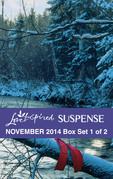 Love Inspired Suspense November 2014 - Box Set 1 of 2