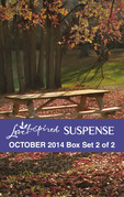 Love Inspired Suspense October 2014 - Box Set 2 of 2