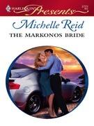Michelle Reid - The Markonos Bride