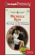 Michelle Reid - Marriage on the Rebound