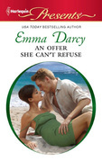 Emma Darcy - An Offer She Can't Refuse