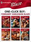 One-Click Buy: February Harlequin Blaze