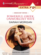 Sarah Morgan - Powerful Greek, Unworldly Wife