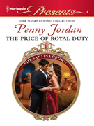 Penny Jordan - The Price of Royal Duty