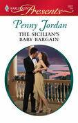 Penny Jordan - The Sicilian's Baby Bargain