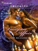 Livia Reasoner - The Vampire Affair