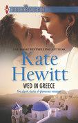 Wed in Greece