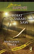 What Sarah Saw
