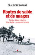 Routes de sable et de nuages
