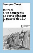 Journal d'un bourgeois de Paris pendant la guerre de 1914 - 5