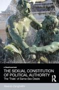 The Sexual Constitution of Political Authority: The 'Trials' of Same-Sex Desire
