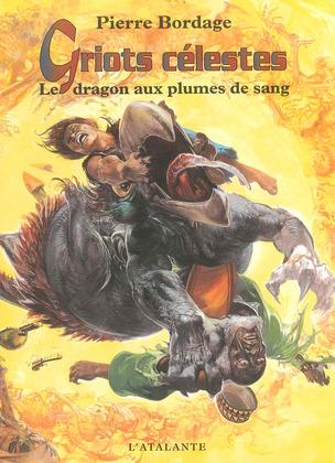 Le dragon aux plumes de sang