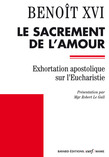 Le sacrement de l'amour
