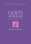 God's Wisdom for Your Life: Women's Edition