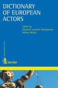 Dictionary of European actors