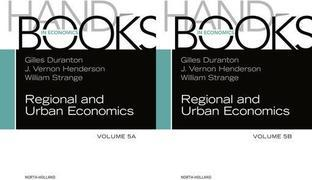Handbook of Regional and Urban Economics SET