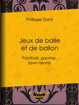 Jeux de balle et de ballon