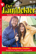 Der Landdoktor 14 - Heimatroman