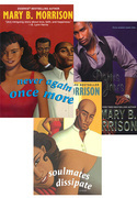 Mary B. Morrison Bundle: Darius Jones, Never Again Once More, Soulmates Dissipate