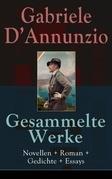 Gesammelte Werke: Novellen + Roman + Gedichte + Essays (Vollständige deutsche Ausgaben)