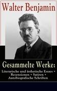 Gesammelte Werke: Literarische und ästhetische Essays + Rezensionen + Satiren + Autobiografische Schriften