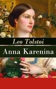Anna Karenina - Vollständige deutsche Ausgabe mit Personenregister