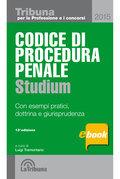 Codice di procedura penale studium