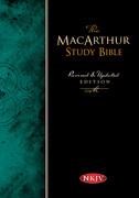 The MacArthur Study Bible, NKJV