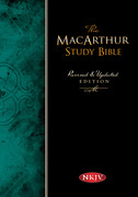 NKJV, The MacArthur Study Bible, eBook