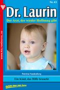 Dr. Laurin 43 - Arztroman