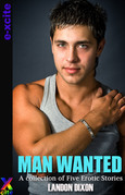 Man Wanted: A collection of five erotic short stories