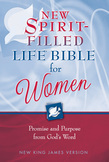 NKJV, The New Spirit-Filled Life Bible for Women, eBook