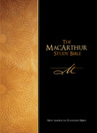 NASB, The MacArthur Study Bible, eBook