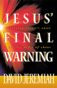 Jesus' Final Warning