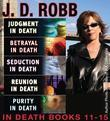 J.D. Robb  THE IN DEATH COLLECTION Books 11-15