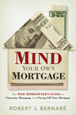 Mind Your Own Mortgage
