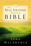 The MacArthur Daily Bible