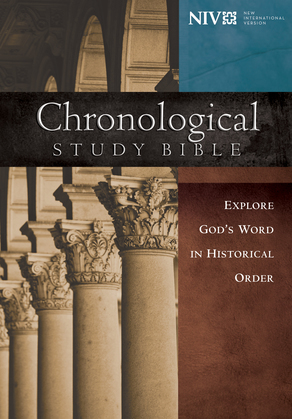 NIV, The Chronological Study Bible, eBook